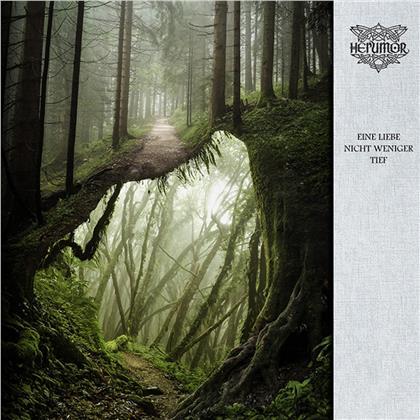 """Herumor - Eine Liebe Nicht Weniger (Gatefold, Limited Edition, 2 12"""" Maxis + CD)"""