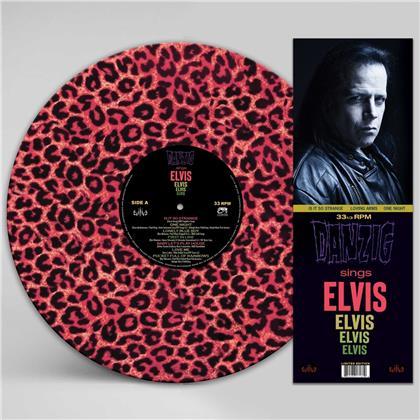 Danzig - Sings Elvis (Pink Leopard Picture Disc, LP)