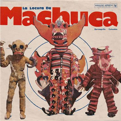La Locura de Machuca 1975 - 1980 (Gatefold, 2 LPs)