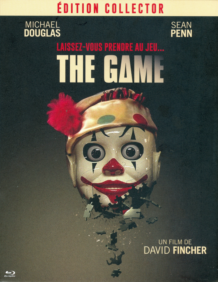 The Game (1997) (Nouveau Master Haute Definition, Collector's Edition, Uncut)
