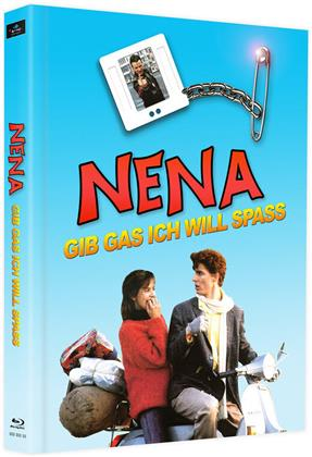 Nena - Gib Gas ich will Spass (1983) (Cover E, Limited Edition, Mediabook, 2 Blu-rays)