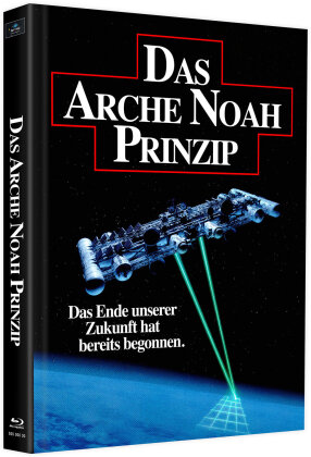 Das Arche Noah Prinzip (1984) (Cover H, Limited Edition, Mediabook, 2 Blu-rays)