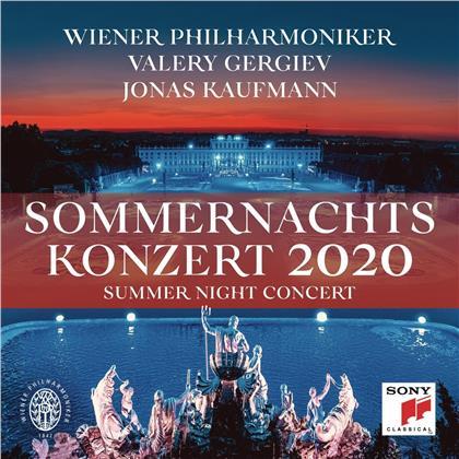 Wiener Philharmoniker, Valery Gergiev & Jonas Kaufmann - Sommernachtskonzert 2020