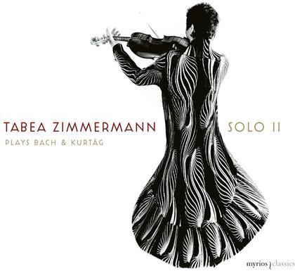 Zimmermann Tabea, Johann Sebastian Bach (1685-1750) & György Kurtág (*1926) - Solo II