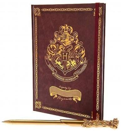 Harry Potter - Notebook & Pen Set