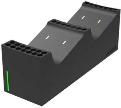 XBOX SERIES X - Ladestation TWIN:Charge SX black