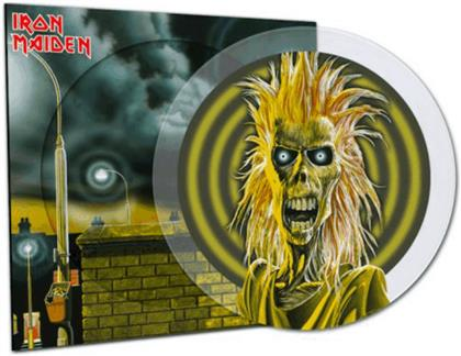 Iron Maiden - --- (2020 Reissue, PLG UK, 40th Anniversary Edition, Picture Disc, LP)