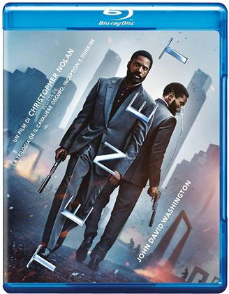 Tenet (2020) (2 Blu-rays)