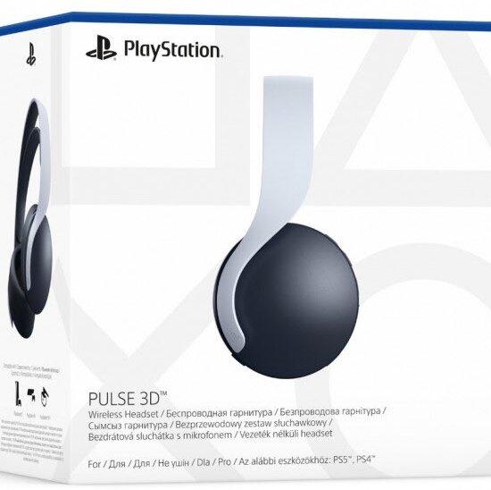 Playstation 5 Headset Pulse 3D original