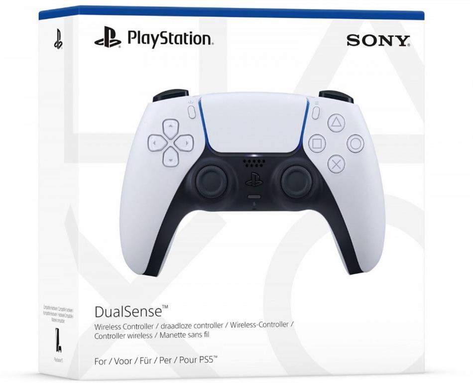 Playstation 5 Controller DualSense weiß