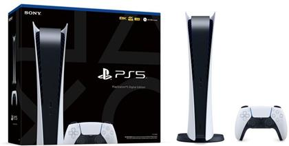 Sony Playstation 5 Konsole (Digital Edition)