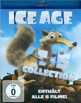 Ice Age - 1-5 Collection (5 Blu-rays)