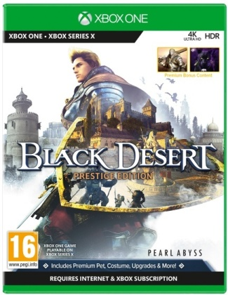 Black Desert (Prestige Edition)