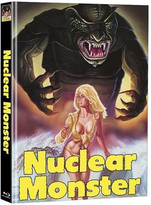 Nuclear Monster (1978) (Super Spooky Stories, Limited Edition, Mediabook, Blu-ray + DVD)
