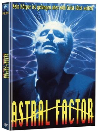 Astral Factor (1991) (Super Spooky Stories, Limited Edition, Mediabook, 2 DVDs)