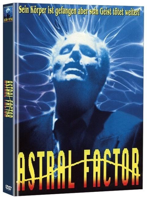 Astral Factor (1991) (Super Spooky Stories, Limited Edition, Mediabook, 2 DVDs)