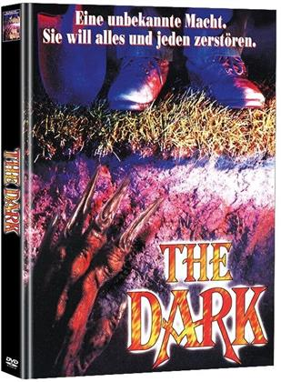 The Dark (1993) (Super Spooky Stories, Limited Edition, Mediabook, 2 DVDs)
