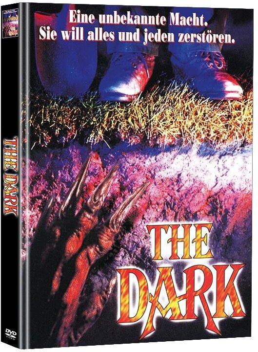 The Dark (1993) (Super Spooky Stories, Limited Edition, Mediabook, 2 DVDs)