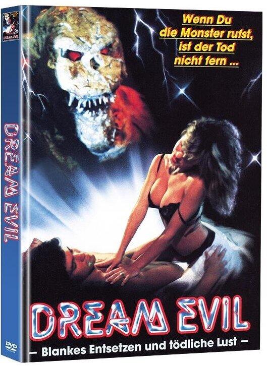 Dream Evil (1990) (Super Spooky Stories, Limited Edition, Mediabook, 2 DVDs)