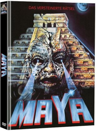 Maya (1989) (Super Spooky Stories, Limited Edition, Mediabook, 2 DVDs)