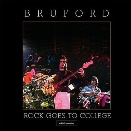 Bill Bruford - Rock Goes To College (CD + DVD)