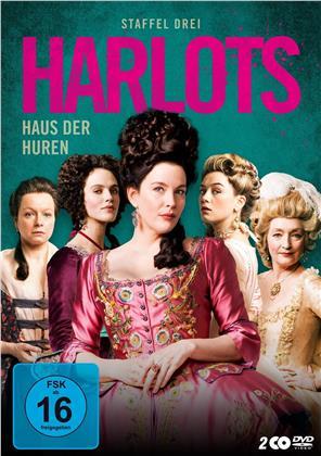 Harlots - Haus der Huren - Staffel 3 (2 DVDs)