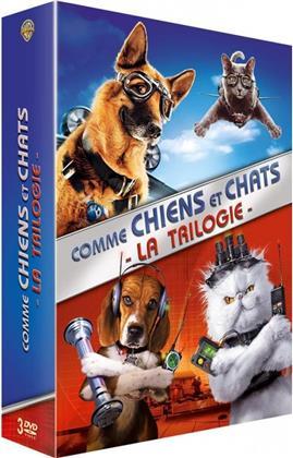 Comme chiens et chats - La Trilogie (3 DVD)