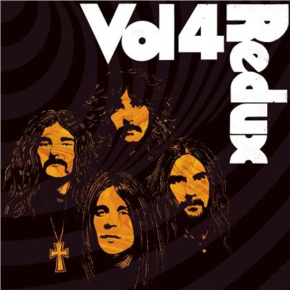 Black Sabbath - Volume 4 (Redux) (Digipack)