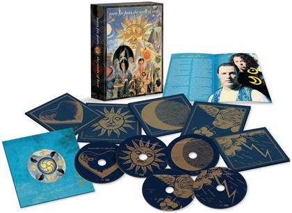 Tears For Fears - Seeds Of Love (2020 Reissue, Boxset, Mercury Records, 4 CDs + Blu-ray)