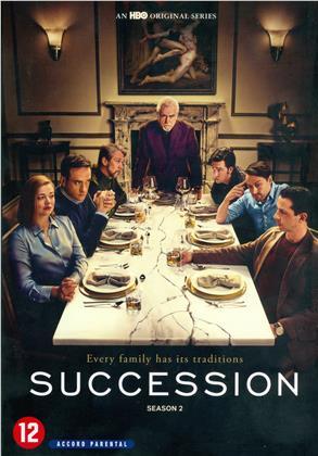 Succession - Saison 2 (3 DVDs)