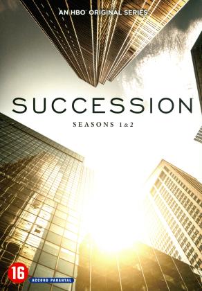 Succession - Saisons 1 & 2 (6 DVDs)
