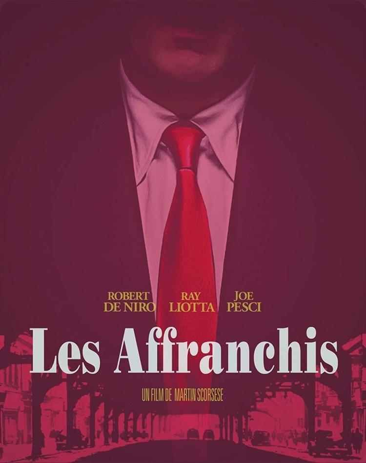 Les affranchis (1990) (Titans of Cult, Edizione Limitata, Steelbook, 4K Ultra HD + Blu-ray)