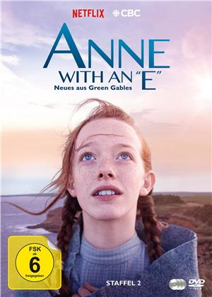 "Anne with an ""E"" - Neues aus Green Gables - Staffel 2 (3 DVDs)"