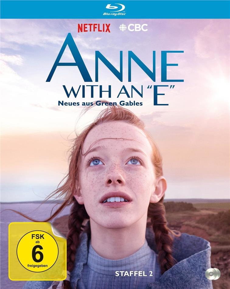 "Anne with an ""E"" - Neues aus Green Gables - Staffel 2 (2 Blu-rays)"