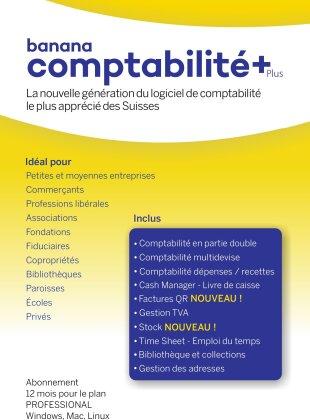 Banana Comptabilité Plus [PC/Mac/Linux]