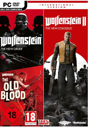 Wolfenstein Triple Pack