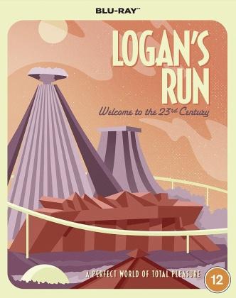 Logan's Run (1976) (Special Poster Edition)