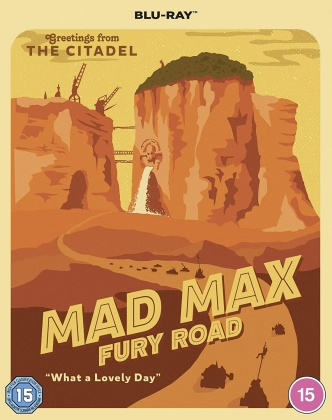Mad Max - Fury Road (2015) (Special Poster Edition)