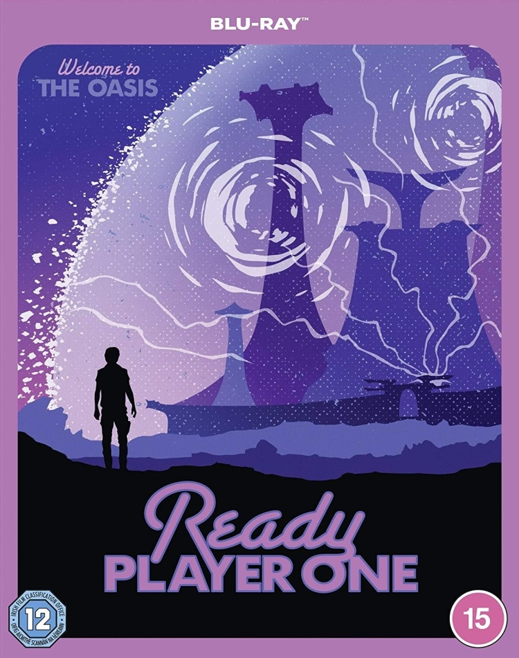 Ready Player One (2018) (Special Poster Edition)