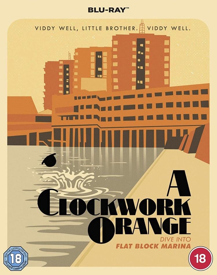 A Clockwork Orange (1971) (Special Poster Edition)