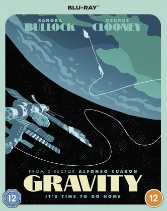 Gravity (2013) (Special Poster Edition)