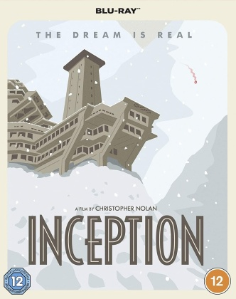 Inception (2010) (Special Poster Edition, 2 Blu-rays)