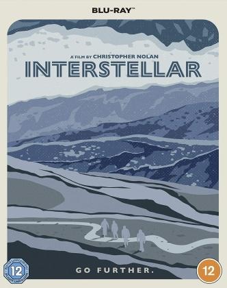 Interstellar (2014) (Special Poster Edition, 2 Blu-rays)