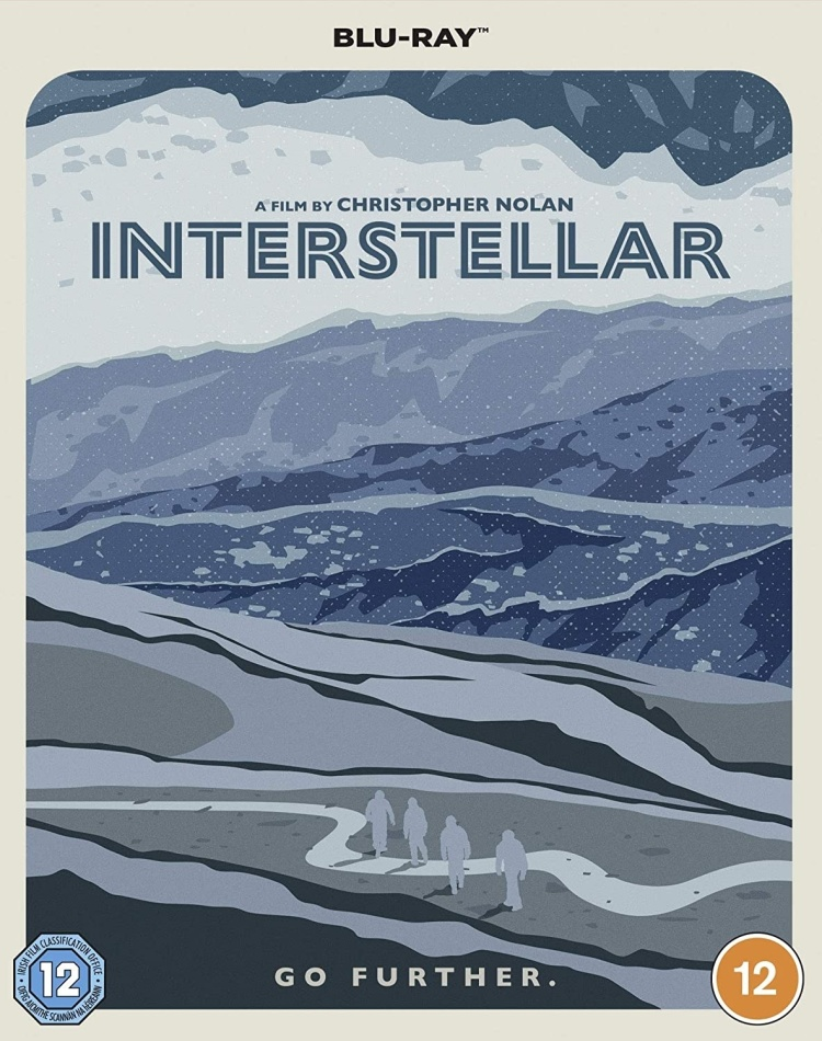 Interstellar (2014) (Special Poster Edition, 2 Blu-rays)
