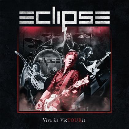 Eclipse - Viva La Victouria (2 CD + DVD)
