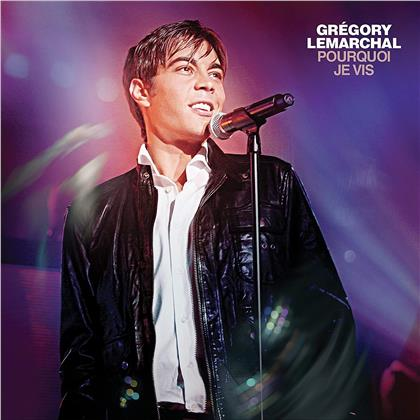 Gregory Lemarchal - Pourquoi Je Vis (CD + DVD)