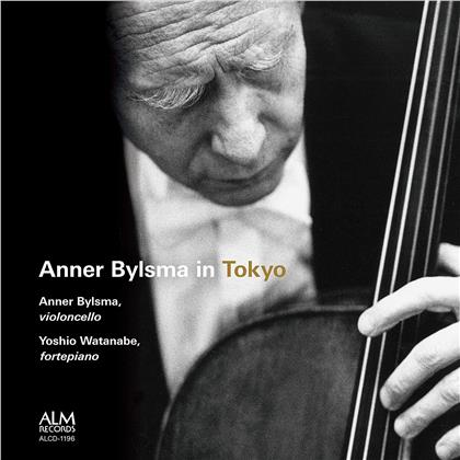 Luigi Boccherini (1743-1805), Felix Mendelssohn-Bartholdy (1809-1847), Ludwig van Beethoven (1770-1827), Anner Bylsma & Yoshio Watanabe - Anner Bylsma In Tokyo (Japan Edition)