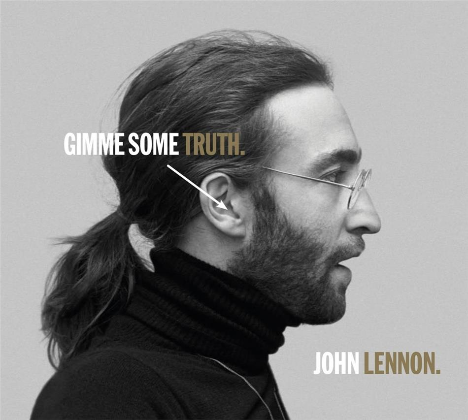 John Lennon - Gimme Some Truth. (Remixed, Remastered, 2 CDs)