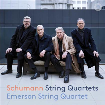 Emerson String Quartet & Robert Schumann (1810-1856) - String Quartets