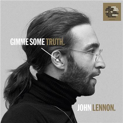 John Lennon - Gimme Some Truth. (Remixed, 4 LPs)